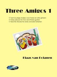 Gitaaralbum Three Amigos 1